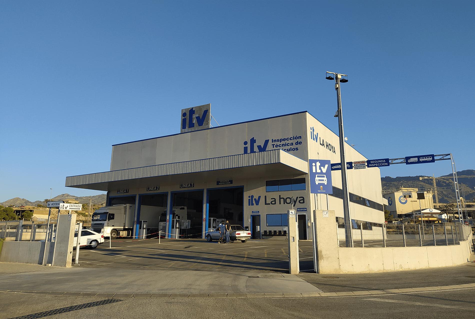 Estación ITV La Hoya