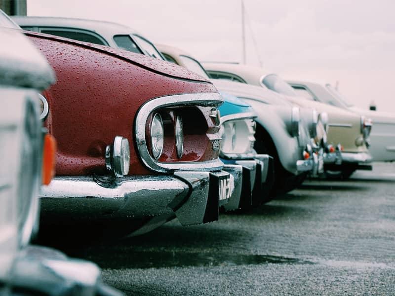 Inspección de vehículos históricos