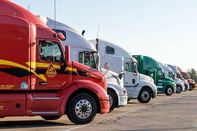 Inspección a vehículos pesados