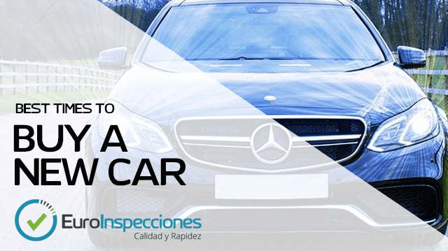When to buy a new car